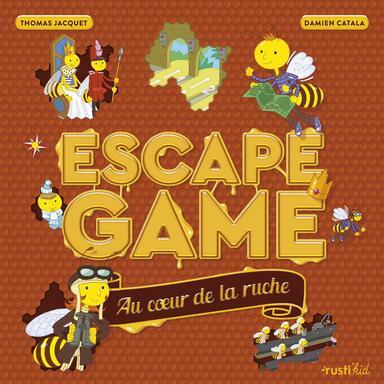 Escape Game: Au Cœur de la Ruche