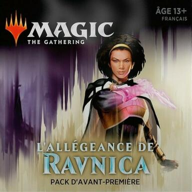 Magic: The Gathering - L'Allégeance de Ravnica - Orzhov - Pack d'Avant-Première