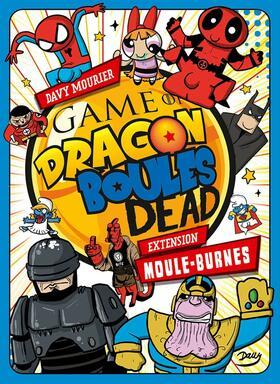 Game of Dragon Boules Dead: Moule-Burnes