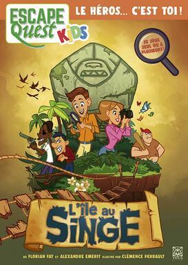 Escape Quest: Kids - L'Île au Singe