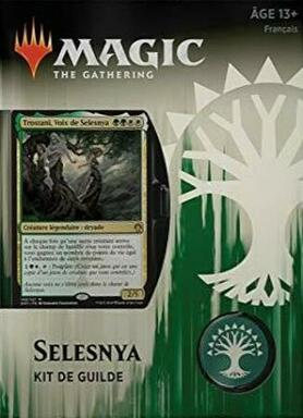 Magic: The Gathering - Selesnya - Kit de Guilde