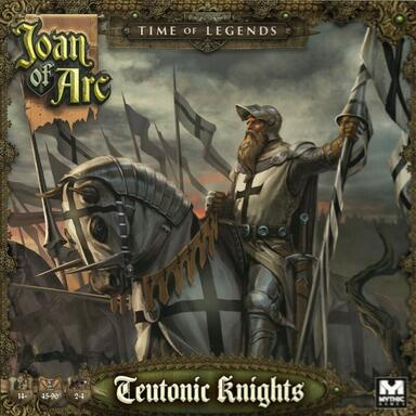 Time of Legends: Joan of Arc - Teutonic Knights