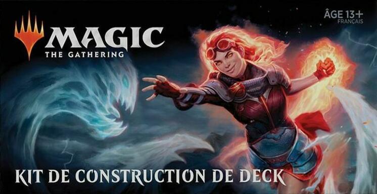 Magic: The Gathering - Édition de Base 2020 - Kit de Construction de Deck