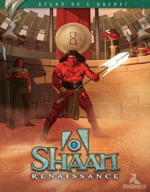 Shaan: Renaissance - Atlas de l'Akeneï
