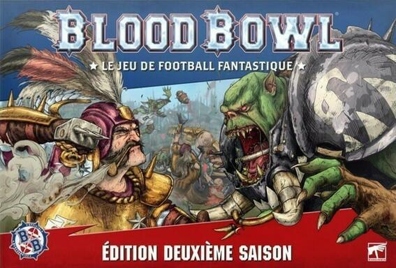 Blood Bowl: Le Jeu de Football Fantastique - Édition Deuxième Saison