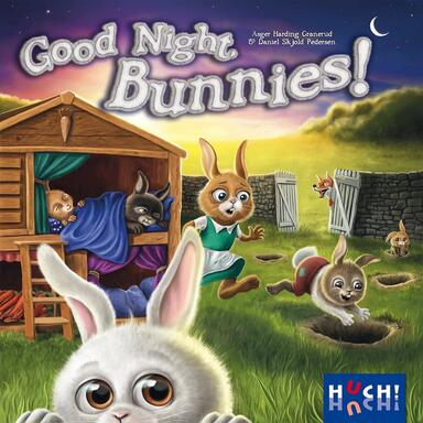 Good Night, Bunnies !