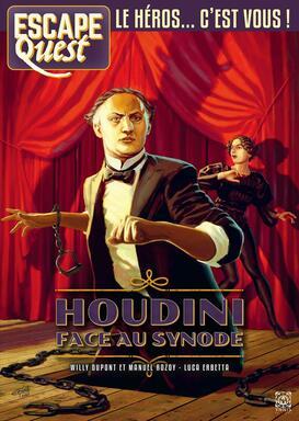 Escape Quest: Houdini Face au Synode