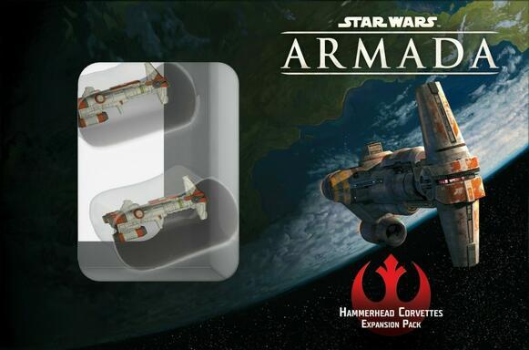 Star Wars: Armada - Corvettes Hammerhead