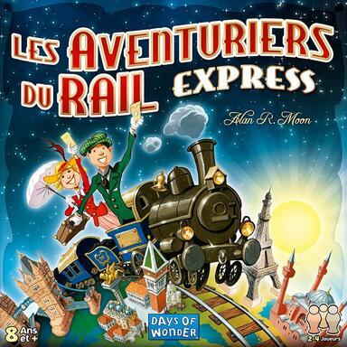 Les Aventuriers du Rail: Express