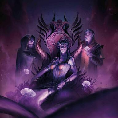 Conspiracy: Abyss Universe (Violet)