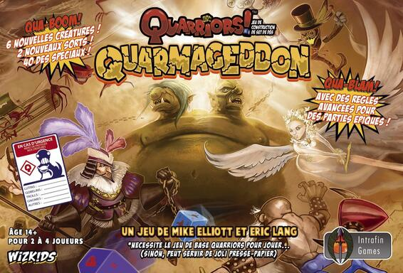 Quarriors ! Quarmageddon