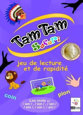 Tam Tam: Safari - Les Mots en ien, ion, ian, ein, oin, ain