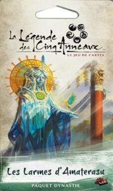 La Légende des Cinq Anneaux: Le Jeu de Cartes - Les Larmes d'Amaterasu