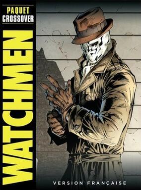 DC Comics: Deck-Building Game - Watchmen