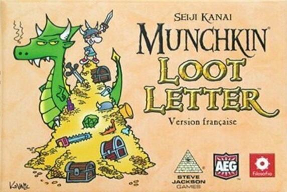 Munchkin: Loot Letter