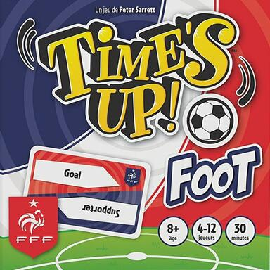 Time's Up ! Foot