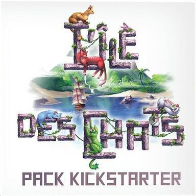 L'Île des Chats: Pack Kickstarter