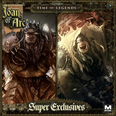 Time of Legends: Joan of Arc - Super Exclusives