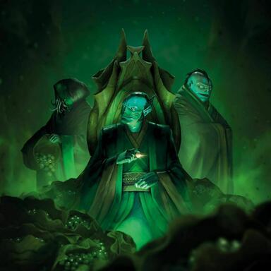 Conspiracy: Abyss Universe (Vert)