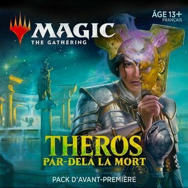 Magic: The Gathering - Theros Par-delà la Mort - Pack d'Avant-Première