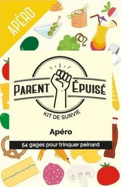 Parent Épuisé: Kit de Survie - Apéro