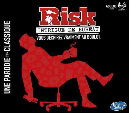 Risk: Intrigue de Bureau