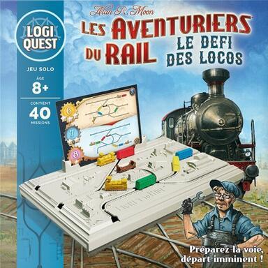 LogiQuest: Les Aventuriers du Rail