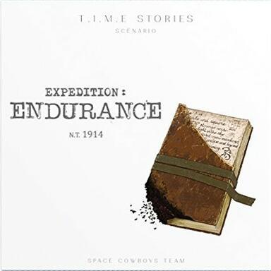 T.I.M.E Stories:  Expédition Endurance