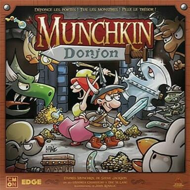 Munchkin: Donjon