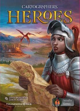 Cartographers: Heroes