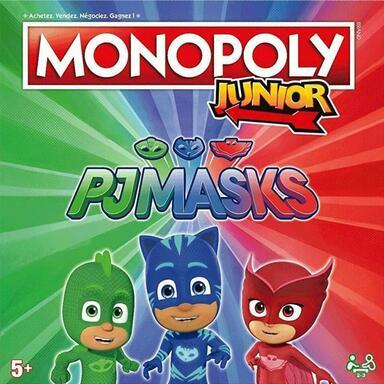 Monopoly: Junior - Pjmasks