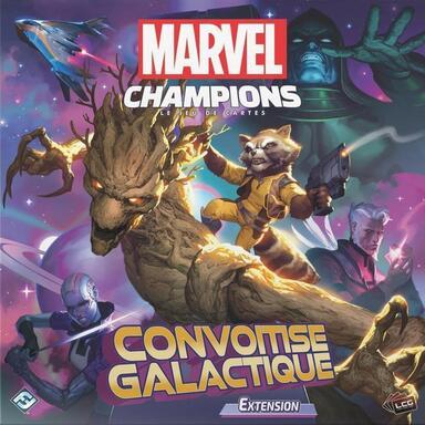 Marvel Champions: Le Jeu de Cartes - Convoitise Galactique