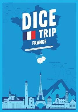 Dice Trip: France