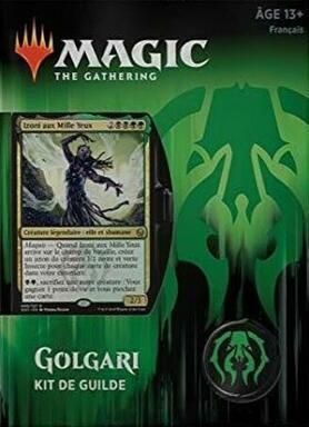 Magic: The Gathering - Golgari - Kit de Guilde