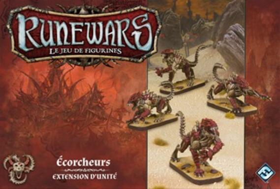 Runewars: Le Jeu de Figurines - Écorcheurs