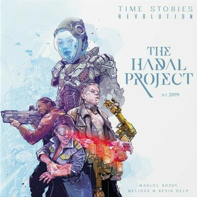 T.I.M.E Stories Revolution: The Hadal Project