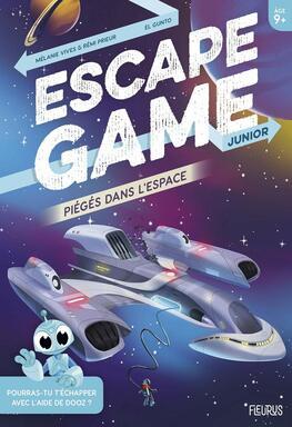 Escape Game: Junior - Piégés Dans l'Espace
