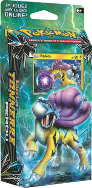 Pokémon: Soleil et Lune - Tonnerre Perdu - Raikou