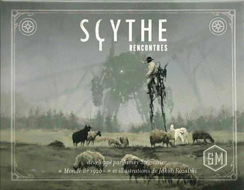 Scythe: Rencontres