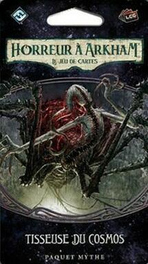 Horreur à Arkham: Le Jeu de Cartes - Tisseuse du Cosmos