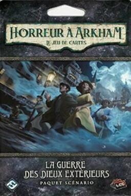 Horreur à Arkham: Le Jeu de Cartes - La Guerre des Dieux Extérieurs