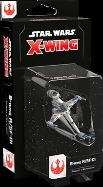 Star Wars: X-Wing - B-Wing A/SF-01