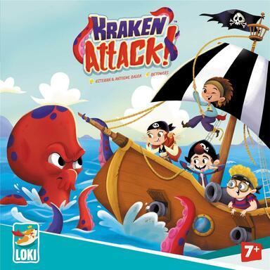 Kraken Attack !