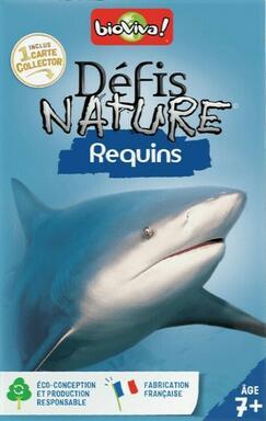 Défis Nature: Requins