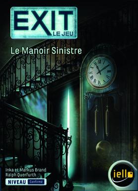 EXIT: Le Jeu - Le Manoir Sinistre