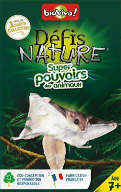 Défis Nature: Super Pouvoirs des Animaux