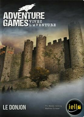 Adventure Games: Le Donjon
