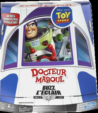Docteur Maboul: Buzz l'Eclair