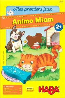 Mes Premiers Jeux: Animo Miam