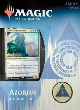 Magic: The Gathering - Azorius - Kit de Guilde